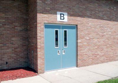 New England School Services Door